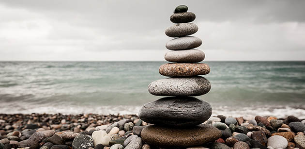 A Stack of Rocks Means …